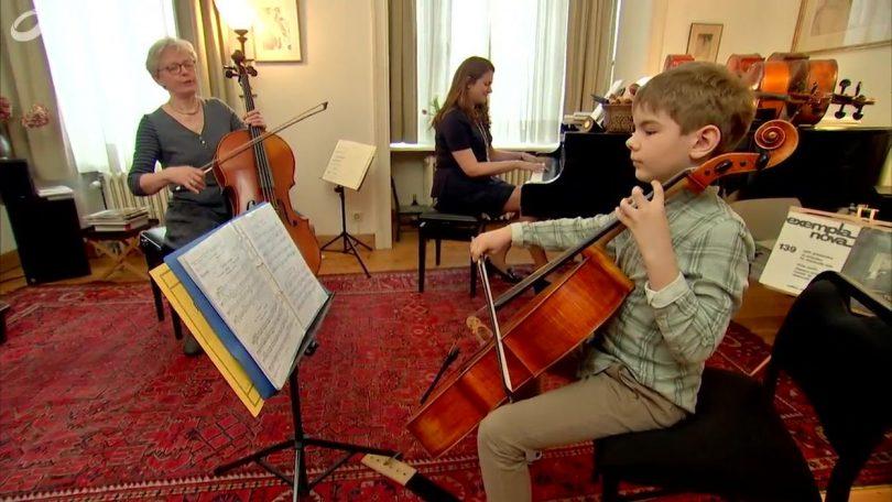 musique pour les enfants